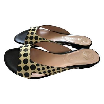 Tweedehands Versace Platte schoenen