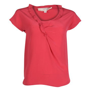 Tweedehands Athé Blouse rood
