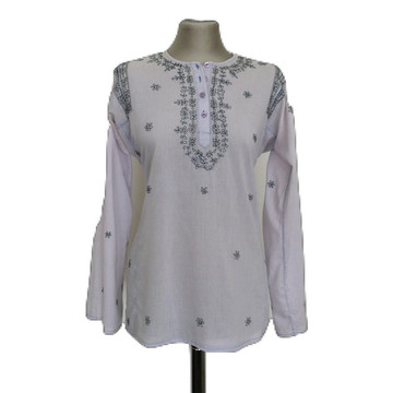 Tweedehands Antik Batik Bluse