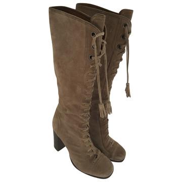 Tweedehands Miu Miu Boots