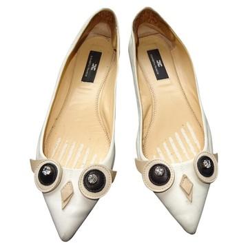 Tweedehands Elisabetta Franchi Platte schoenen
