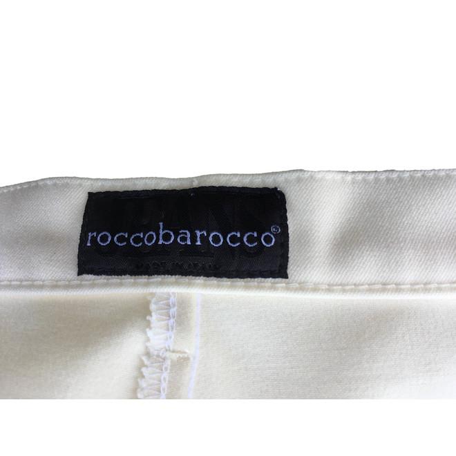 tweedehands Roccobarocco Broek