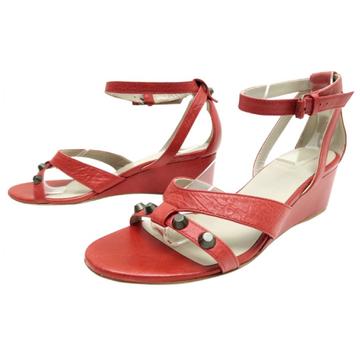 Tweedehands Balenciaga Sandals