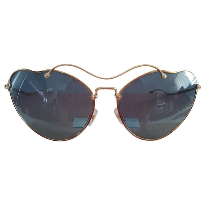 46f242d822 tweedehands Miu Miu Sunglasses ...