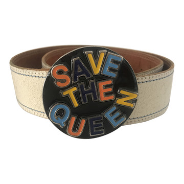 Tweedehands Save the Queen Belt