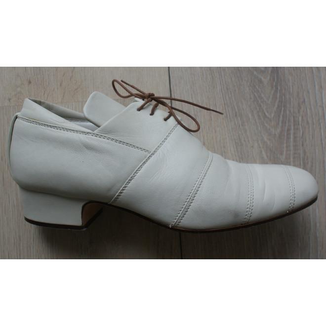 tweedehands Vintage Veterschoenen