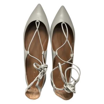 Tweedehands Aquazzura Flache Schuhe