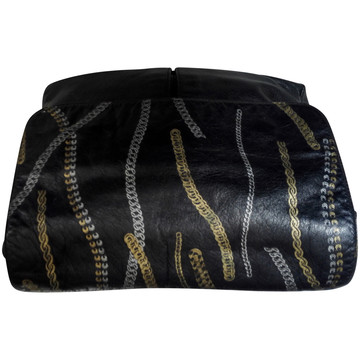 Tweedehands Sergio Rossi Clutch