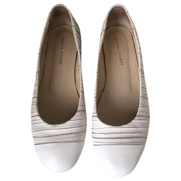 Tweedehands Fabiana Filippi Platte schoenen