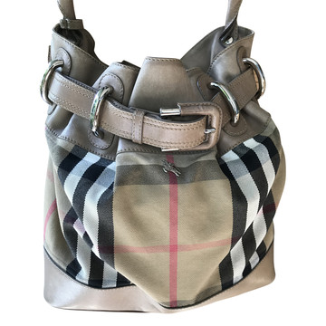Tweedehands Burberry Tas