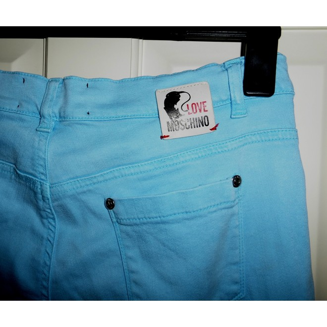 tweedehands Moschino Trousers