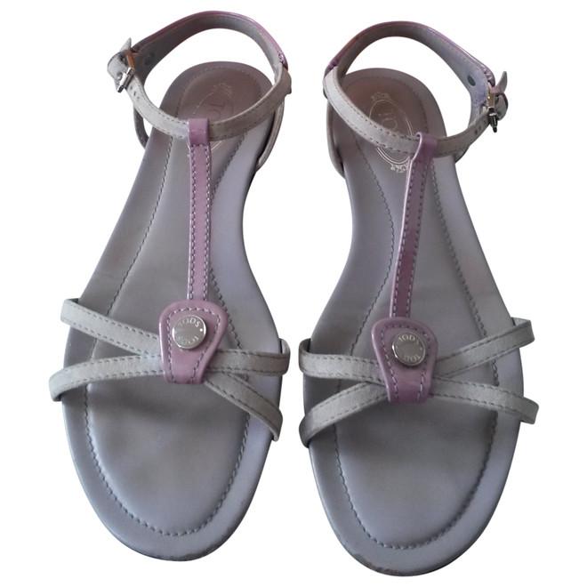 00d2e2492de tweedehands Tod s Sandals ...