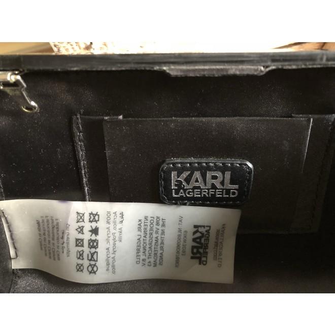tweedehands Karl Lagerfeld Clutch
