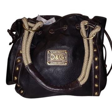 Tweedehands Dolce & Gabbana Schoudertas