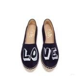 tweedehands Fabienne Chapot Platte schoenen