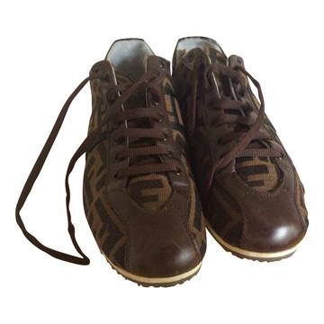Tweedehands Fendi Sneakers