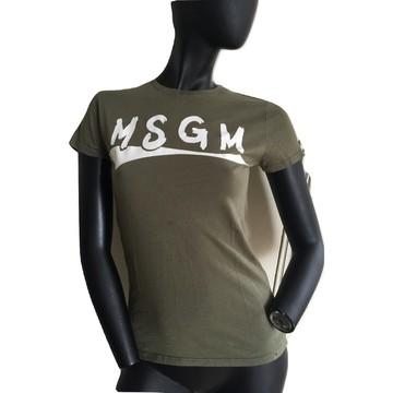 Tweedehands MSGM Top