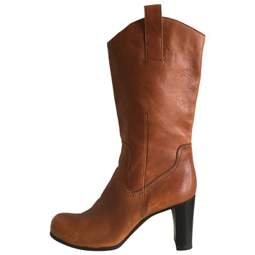 Tweedehands Costume National Stiefel