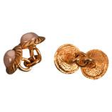 tweedehands Chanel Manchet Knopen