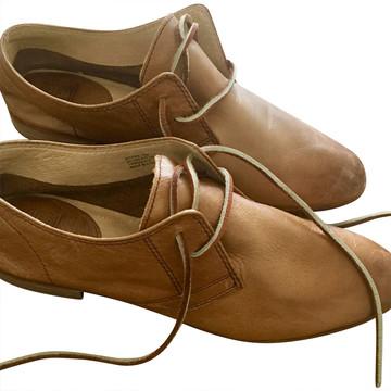 Tweedehands Frye Flache Schuhe