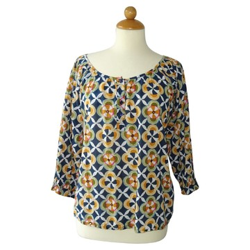 Tweedehands Antik Batik Blouse