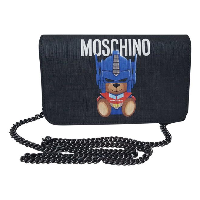 tweedehands Moschino Schoudertas