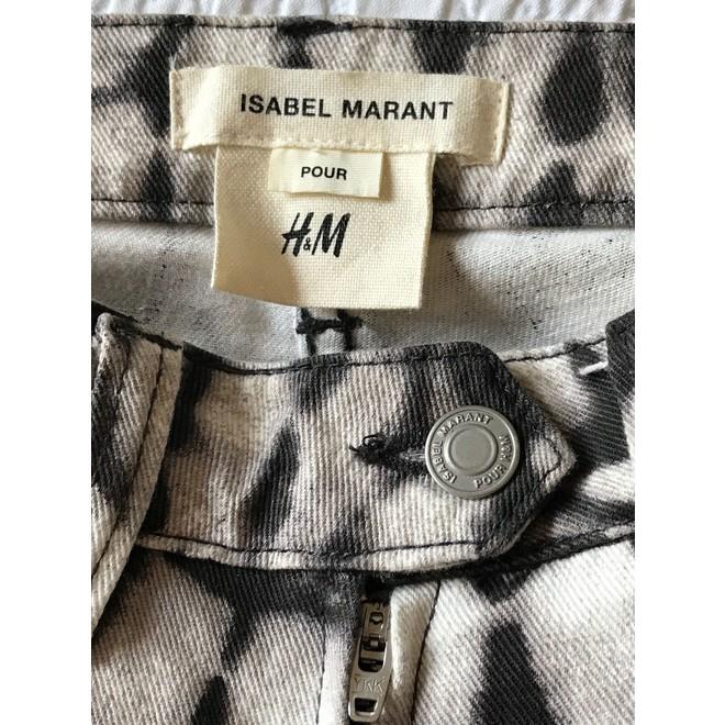 tweedehands H&M x Isabel Marant Hose