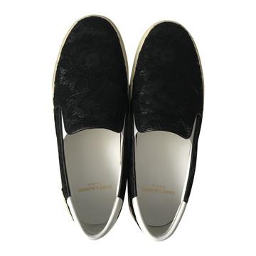 Tweedehands Saint Laurent Paris Flache Schuhe