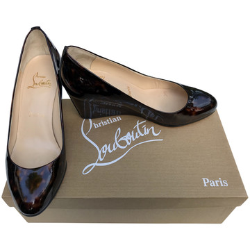 Tweedehands Christian Louboutin Sleehakken