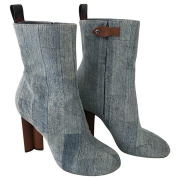 Tweedehands Louis Vuitton Ankle boots