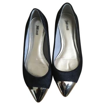 Tweedehands Cavalli Flache Schuhe