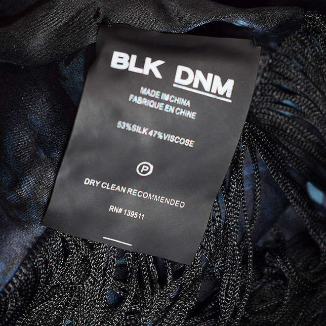 tweedehands BLK DNM Sjaal