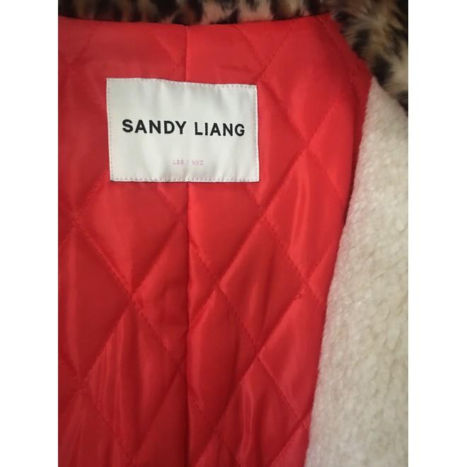 tweedehands Sandy Liang Jas