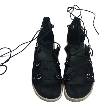 Tweedehands Saint Laurent Paris Sandalen