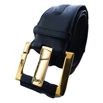 Tweedehands Yves Saint Laurent Riem