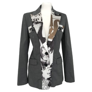 Tweedehands John Galliano Blazer