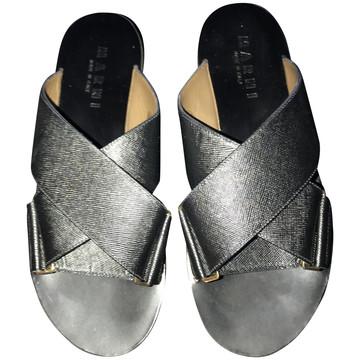 Tweedehands Marni Platte schoenen