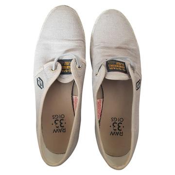 Tweedehands Gstar Flache Schuhe