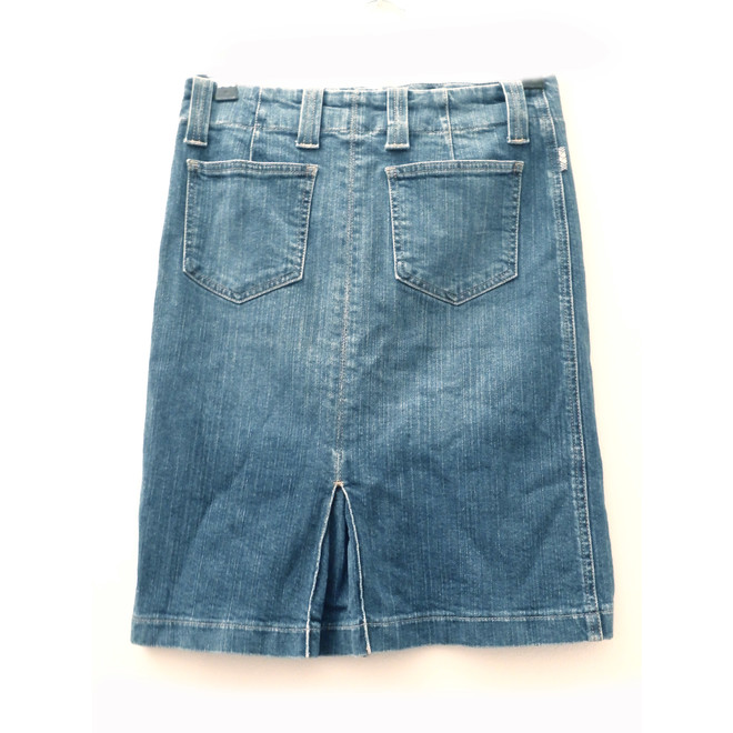 tweedehands Burberry Skirt