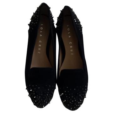 Tweedehands Lola Cruz Platte schoenen