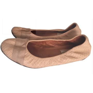 Tweedehands Lanvin Platte schoenen
