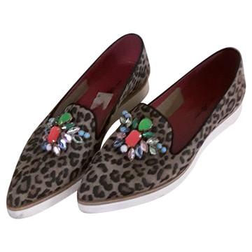 Tweedehands A-B-S Collection  Platte schoenen