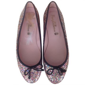 Tweedehands Pretty Ballerinas  Flache Schuhe