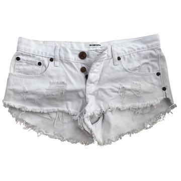 Tweedehands One Teaspoon Shorts