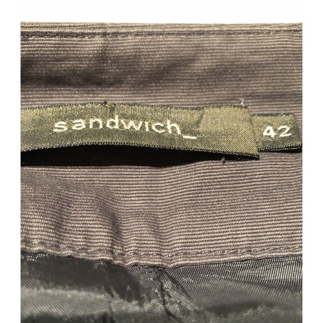 tweedehands Sandwich Rok