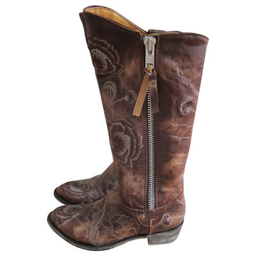Tweedehands Mexicana Stiefel