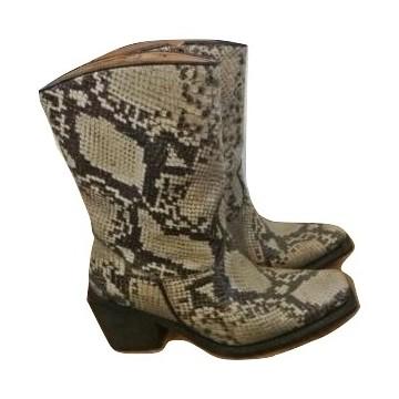 Tweedehands Vintage Boots