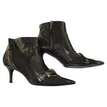 Tweedehands Christian Dior Stiefeletten