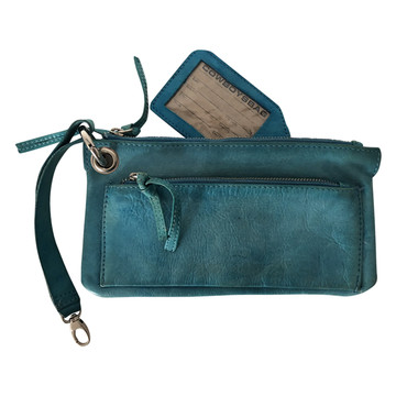 Tweedehands cowboysbag Clutch