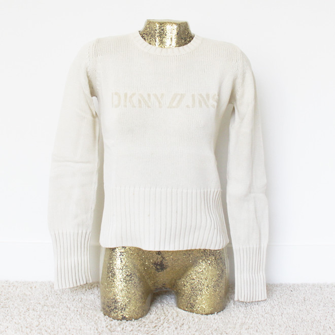 tweedehands DKNY Pullover